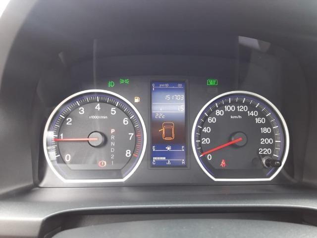 Honda CRV Exl 2.0 Automatico 2010 - Foto 12