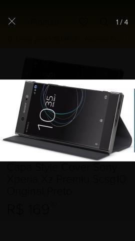 Sony xperia xz premium + SMARTBAND SONY SWR10, nota e garantia - Foto 4