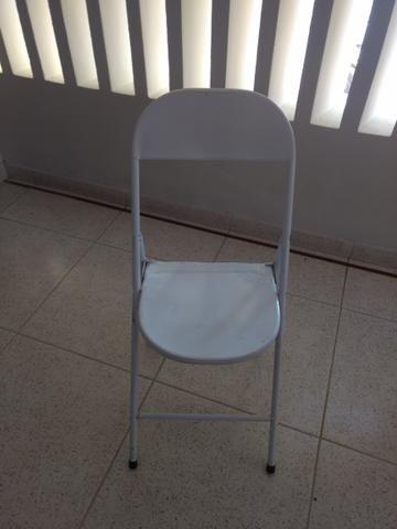 Cadeira de alumínio - Foto 2