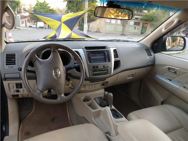 Toyota Hilux sw4 3.0 srv 4x4 16v turbo intercooler diesel 4p automático - Foto 7