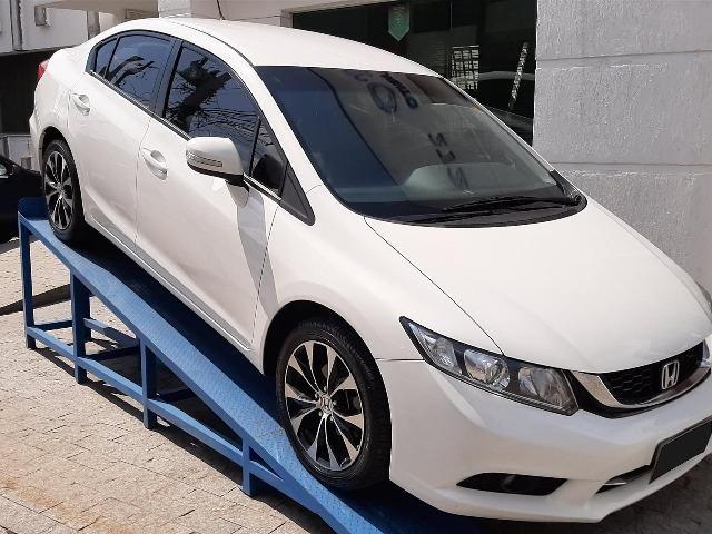 Vendo Honda Civic 2014/2015 LXR 2.0 Branco