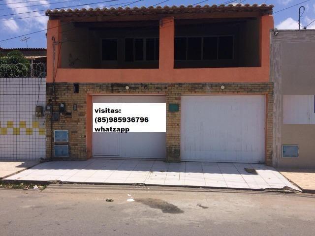 Casa plana,próximo avenida Godofredo Maciel,ótima Localização