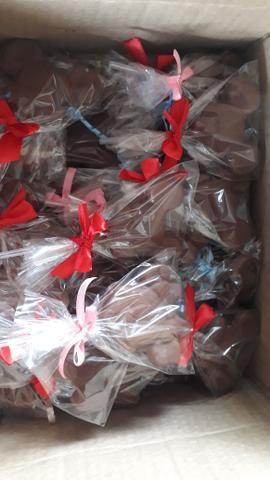 Pirulitos de chocolate - Foto 3