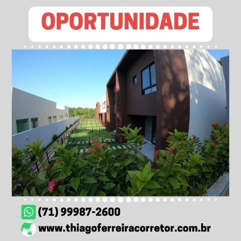 Incomparável Casa com 3 quartos e suíte em 129m² Villa Giardino Patamares - Foto 17