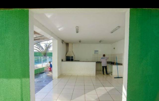Apartamento em cond club 2qtos 1 vaga lazer completo ac financiamento e carro - Foto 7