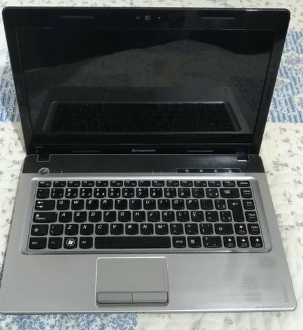 Lenovo i5 + 4gb + 320hd com garantia e parcela no cartão