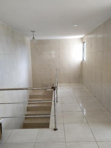 LD Casa em Cajueiro 220m 5 Quartos 3 Suítes 2 Salas 2 Vagas Segurança Portão Eletronico - Foto 8
