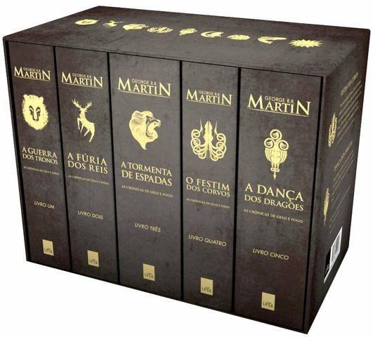 Box de colecionador Game of Thrones - Foto 3