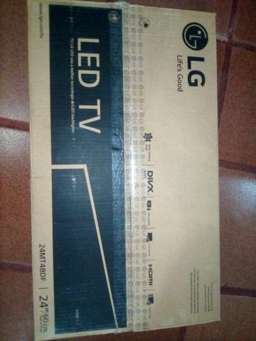 TV LG 24 Polegadas 24MT48DF - Foto 2