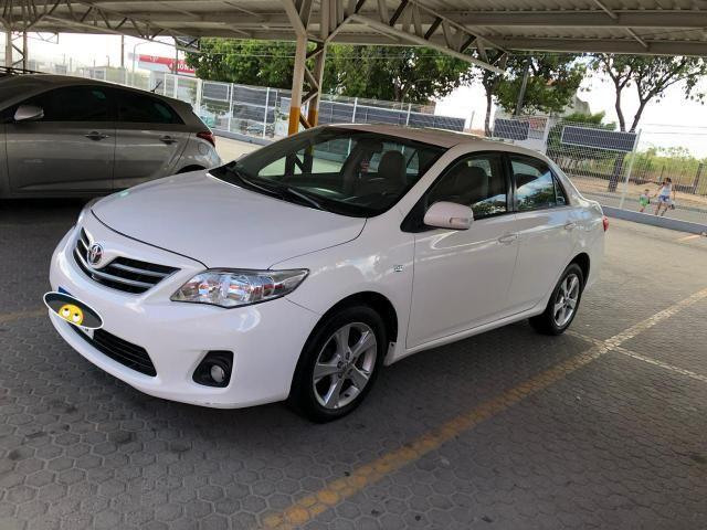 Toyota Corolla 2.0 Dual VVT-i automático flex
