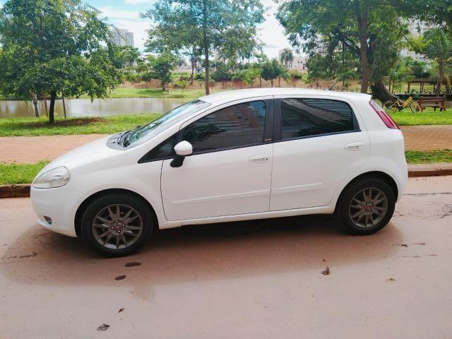 Fiat Punto Essence 1.6 (Flex) 2012 - Completo - Foto 4