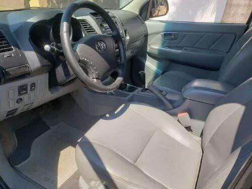 Toyota Hilux 3.0 SRV 4X4 CD 16V TURBO INTERCOOLER DIESEL 4P AUTOMÁTICO - Foto 7