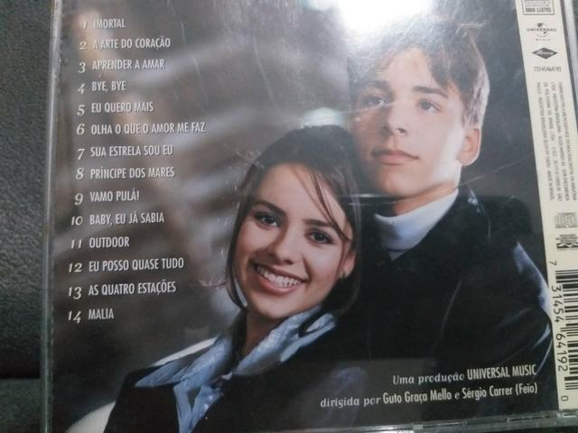 CD da Sandy e Junior - Foto 2