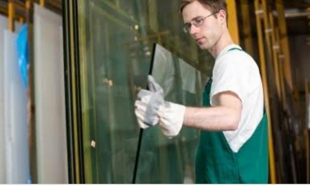 Colocador de vidro temperado