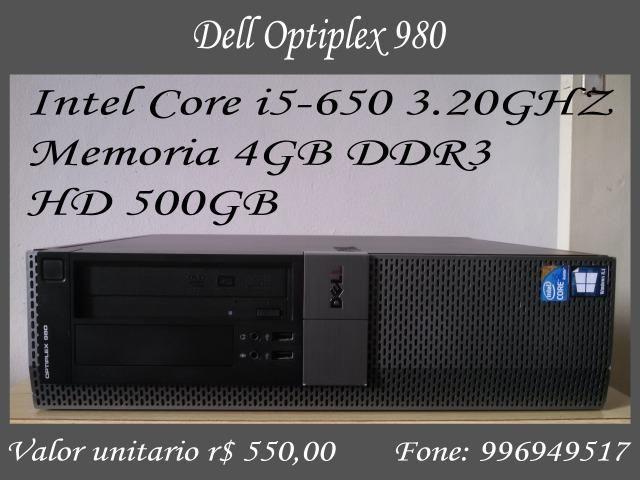 Lote de Dell Optiplex Core i5 - Foto 3