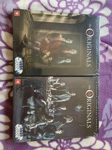 1 e 2 temporada THE ORIGINALS