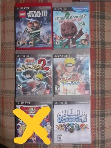 Vendo jogos ps3 original - Foto 3