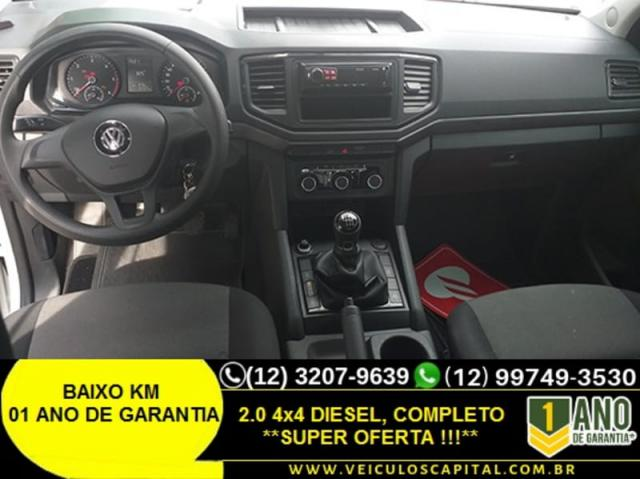 VOLKSWAGEN AMAROK 2.0 CD 4X4 S DIESEL MANUAL - Foto 6