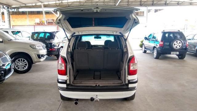 Chevrolet Zafira ZAFIRA 2.0 MPFI ELEGANCE 8V FLEX 4P MANUAL 4P - Foto 11