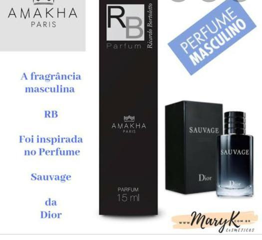 Perfume amakha Paris - Foto 4