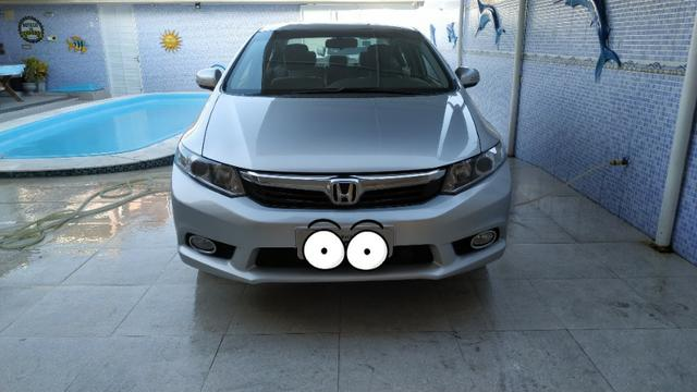 Honda Civic LXR 2.0 2014/2014