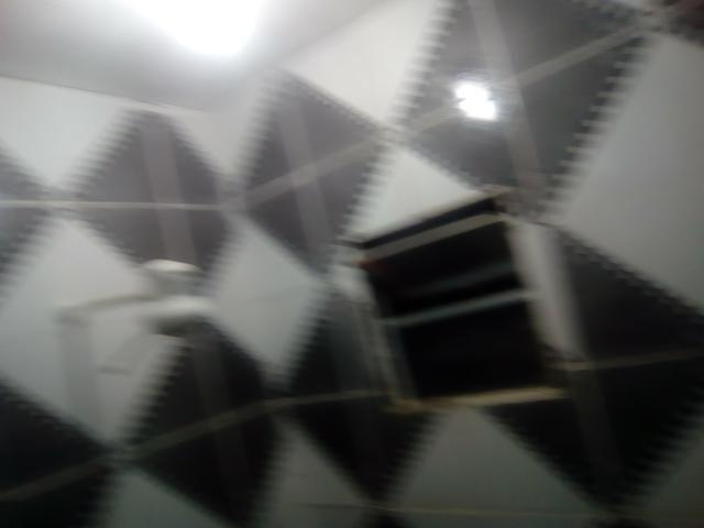 Kitnet no final de linha de cajazeiras 7 aguae luz em cluso - Foto 6