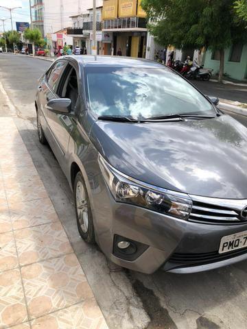 Corolla XEI 2017 único dono R$ 77.500,00 extra - Foto 8