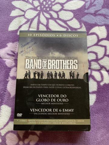 Band of brothers completo
