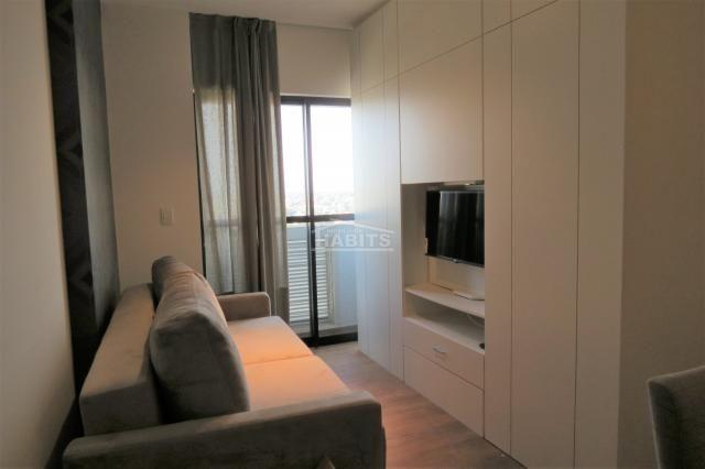Kitchenette/conjugado para alugar com 1 dormitórios em Centro, Curitiba cod:1316 - Foto 2