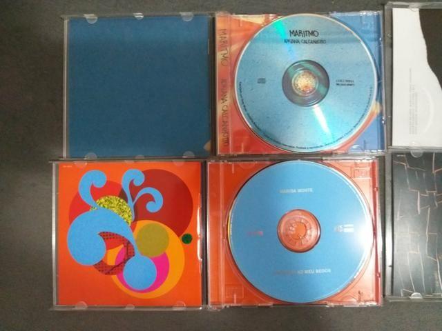 CDs da Adriana Calcanhotto e da Marisa Monte - Foto 2