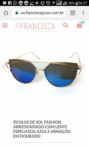 af33301e9cf59 Óculos espelhado original - Bijouterias, relógios e acessórios - Dom ...