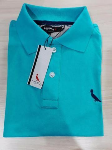 Camisas polo 1ª linha malha peruana marcas famosas - Roupas e ... 0114630f29538