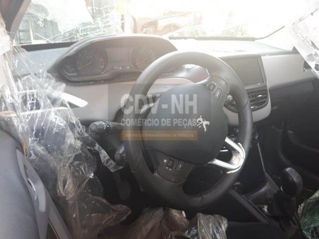 Sucata Peugeot 208 2016/17 1.3 90cv Flex - Foto 5
