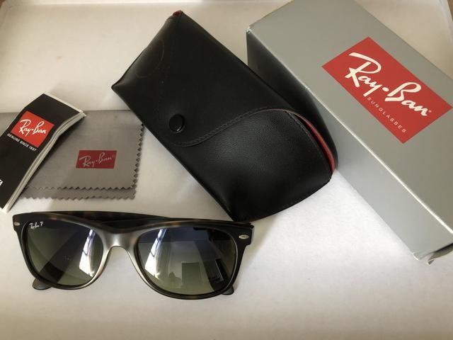 1ef6d394e1207 Óculos Ray Ban Wayfarer degradê original - Bijouterias, relógios e ...