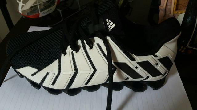 793390da6a Tênis Adidas Springblade pro Masculino número 38 -Branco e Preto ...