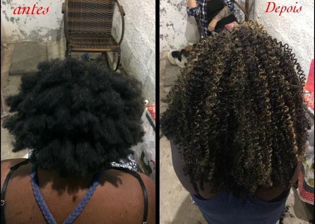 Promoção! Aplicação de mega hair 100,00! - Foto 4