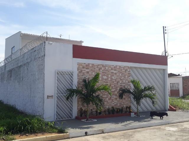Nova Manaus na Manoel Urbano construa sua casa sem burocracia com uma pequena entrada - Foto 13