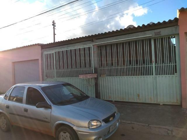 Urgente vendo casa no arapoangas com Laje e estrutura para 2 Pavimentos