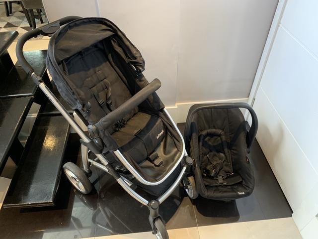 8d815c752 Carrinho De Bebê Travel System Epic Lite Onyx - Infanti - Artigos ...