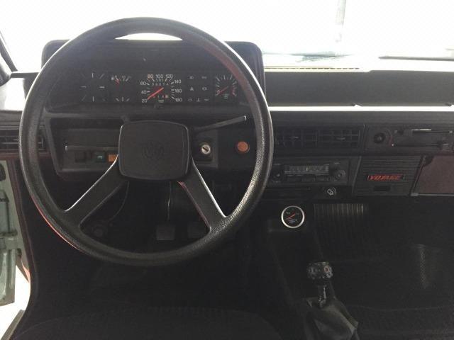 Vw - Volkswagen Voyage S 1983 4 portas Turbo Legalizado, raridade !!! - Foto 8