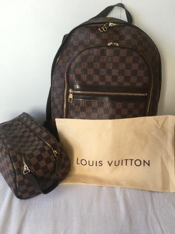 ea99a5929 Mochila e Necessaire Louis Vuitton - Faça sua oferta - Bolsas, malas ...