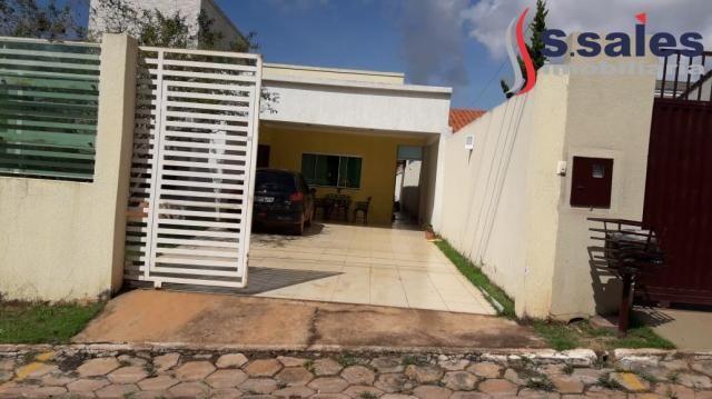 Casa à venda com 3 dormitórios em Setor habitacional vicente pires, Brasília cod:CA00248