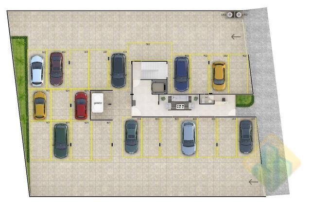 Lançamento! - Apartamento Duplex com 3 dormitórios à venda, 144 m² por R$ 605.303 - Aerocl - Foto 9