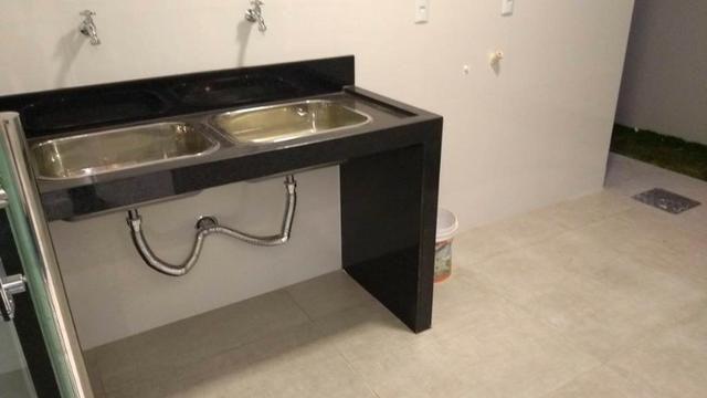 Samuel Pereira oferece: Casa Nova Moderna Sobradinho Alto da Boa Vista 3 suites - Foto 12