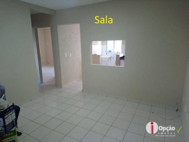 Apartamento à venda, 58 m² por r$ 120.000,00 - jardim suíço - anápolis/go