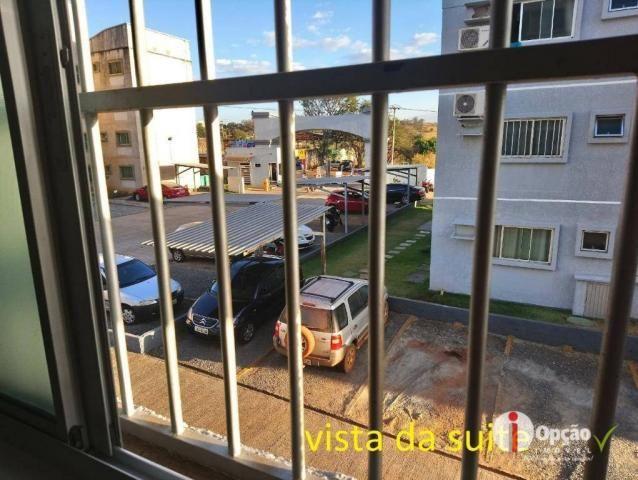 Apartamento à venda, 58 m² por r$ 120.000,00 - jardim suíço - anápolis/go - Foto 9