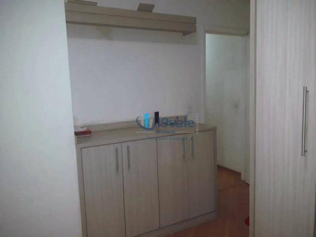 Excelente oportunidade - apartamento com 4 dormitórios à venda, 132 m² - jardim das indúst - Foto 10
