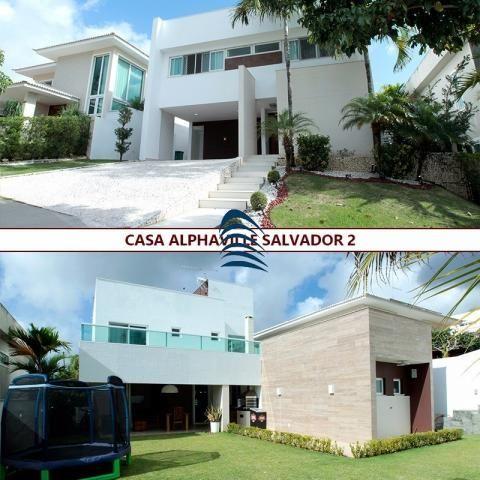 Casa à venda com 4 dormitórios em Alphaville ii, Salvador cod:AD4566G - Foto 18