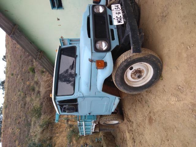 Toyota bandeirante 4x4 80 - Foto 12