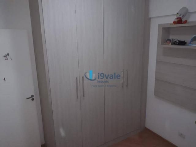 Excelente oportunidade - apartamento com 4 dormitórios à venda, 132 m² - jardim das indúst - Foto 2